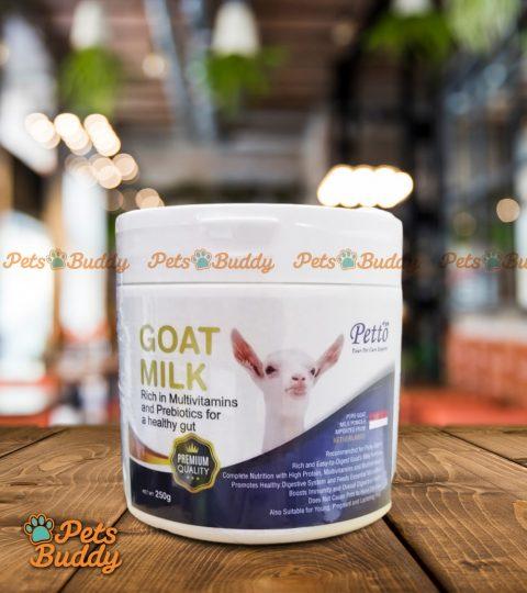 Petto Professional Prebiotics Goat Milk 250ml
