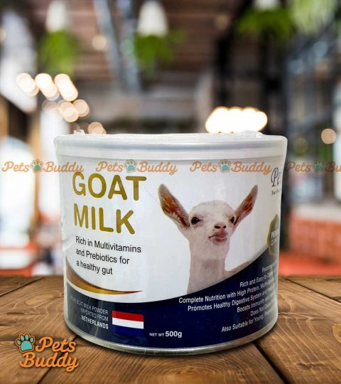 Petto Professional Prebiotics Goat Milk 500ml