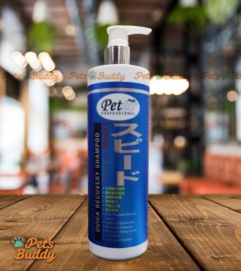 Petto Professional Quick Recovery Shampoo 400ml