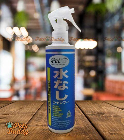 Petto Professional Waterless Shower 250ml