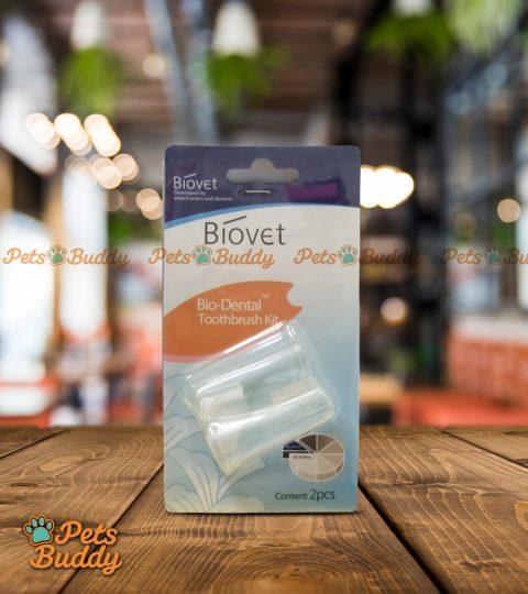 Biovet Toothbrush Kit 2pcs