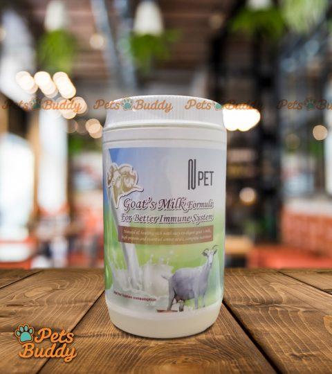 Npet Goat Milk (Bottle)-250g