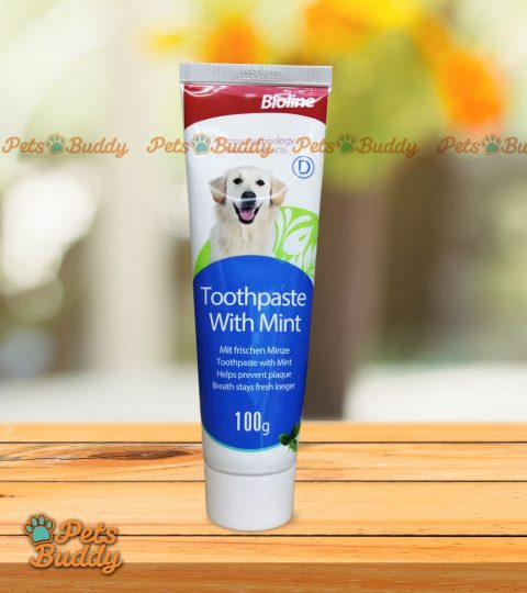 Bioline Toothpaste With Mint 100g