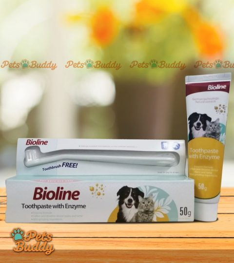 Bioline Toothpaste With Enzyme 50g