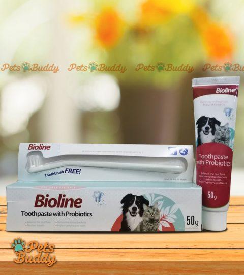 Bioline Toothpaste With Probiotics 50g