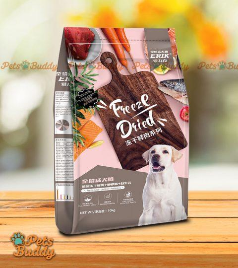 Erik Freeze Dried Dog Food (adult) 10kg