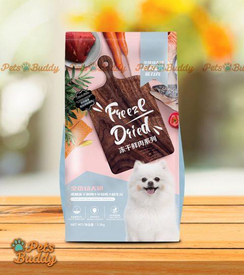 Erik Freeze Dried Dog Food (puppy) 1.5kg