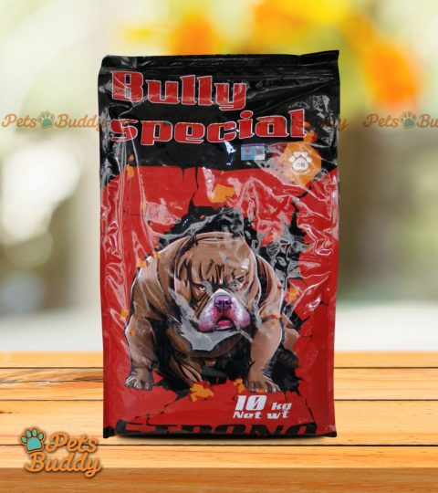 Heart Food Strong Bully Special Dog Food (adult) 10kg