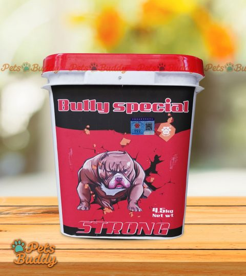 Heart Food Strong Bully Special Dog Food (adult) 4.5kg