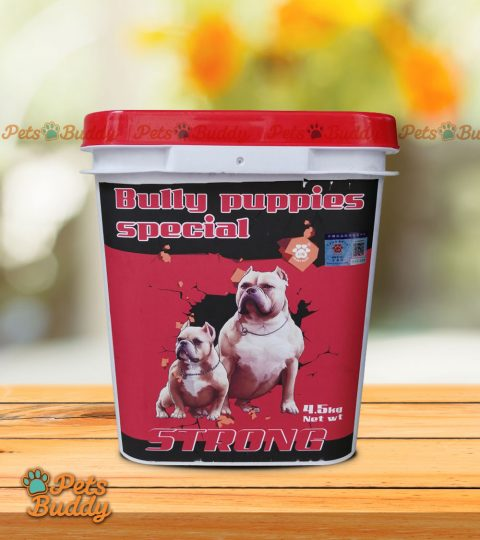 Heart Food Strong Bully Special Dog Food (puppy) 4.5kg