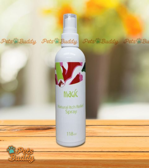 Magic Natural Itch Relief Spray 118ml